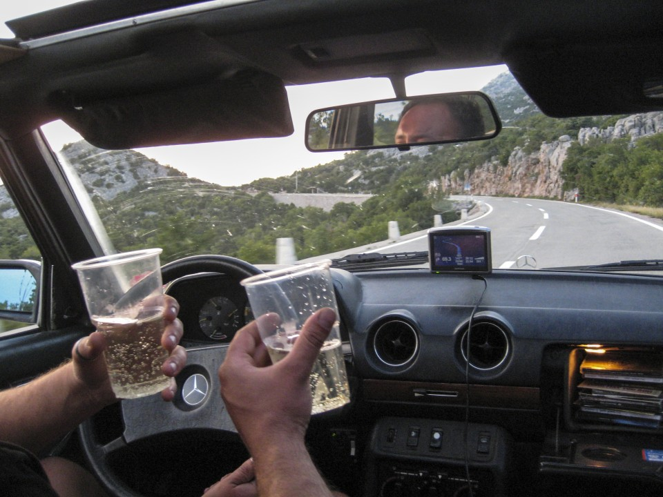 10 drinking while driving