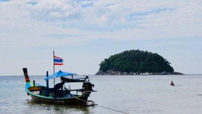 Phuket – početak.